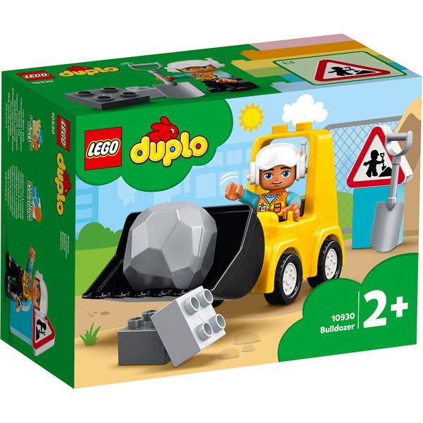 Image of Duplo 10930 Bulldozer