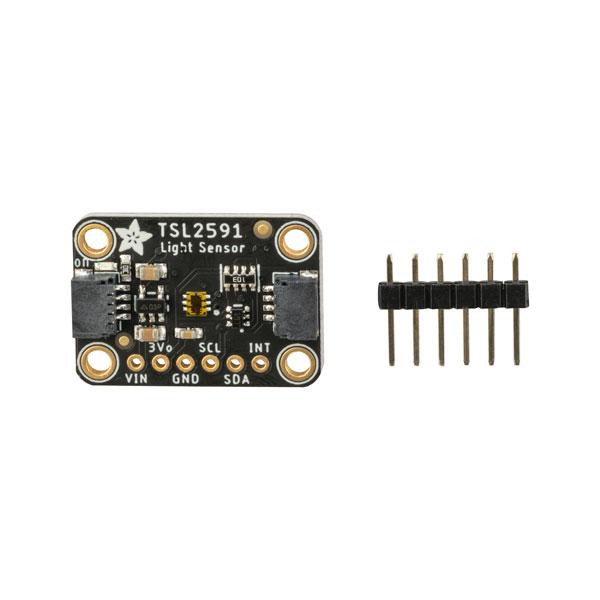 Adafruit 1980 TSL2591 High Dynamic Range Digital Light Sensor