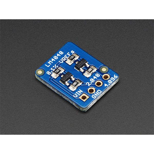 Adafruit 2200 Precision Voltage Reference (LM4040) Breakout - 2.04...