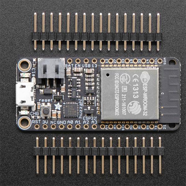 Adafruit HUZZAH32 ESP32 Feather Board