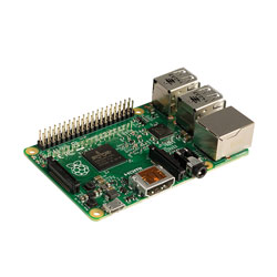 Raspberry Pi 2 Model B Quad Core 1GB RAM