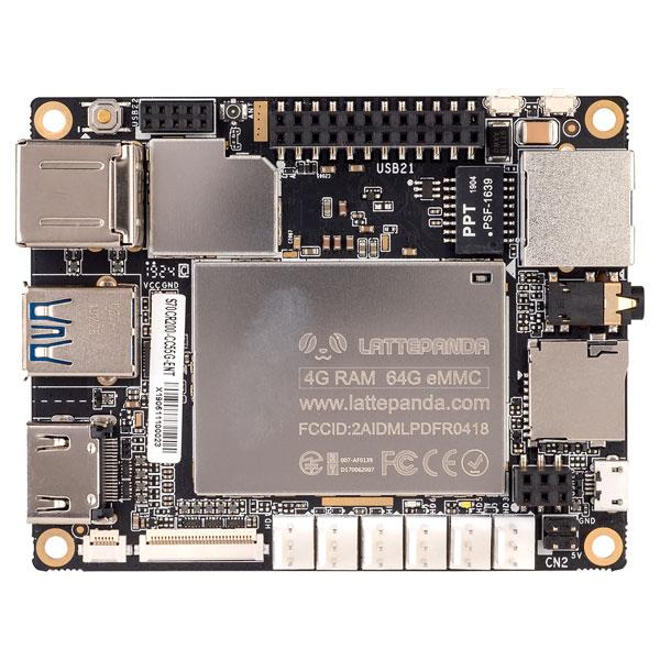 DFR0470-ENT LattePanda V1.0 - 4GB/64GB with Windows 10 License
