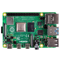 Raspberry Pi 4 Model B 4GB Starter Kit