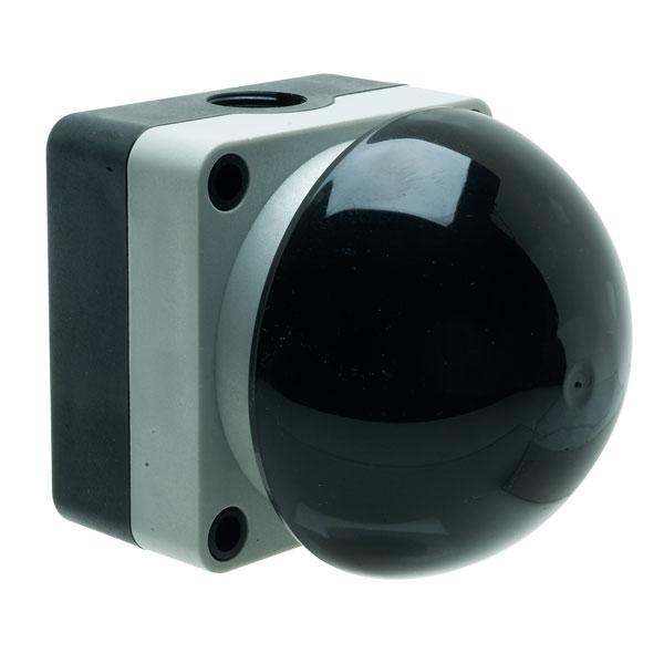 Hylec 1DE.SP.21NB 1de.sp.01nb Palm/foot Station 22mm Black Button