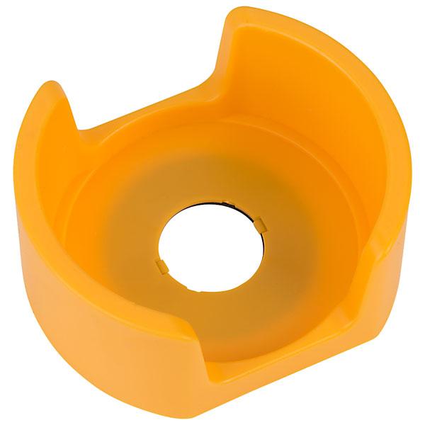 Hylec DM01-OY E-Stop Yellow Button Shroud
