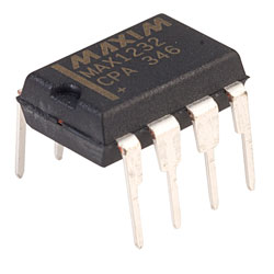 Maxim MAX1232CPA+ Low Power CMOS Microcontroller Monitor