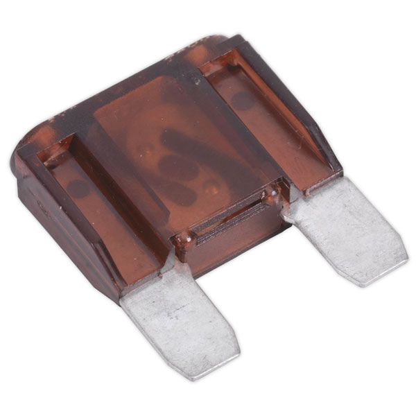 Image of Sealey MF7010 Automotive MAXI Blade Fuse 70A Pack of 10