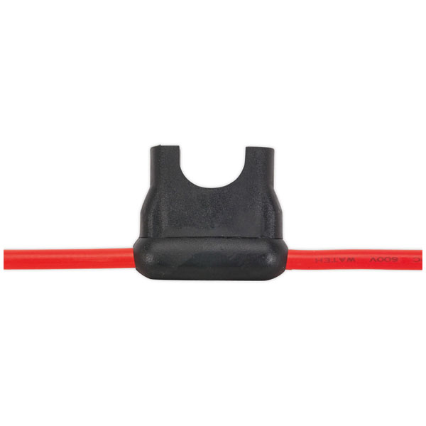 Image of Sealey FH30 Standard Blade Fuse Holder 30Amp Pack of 10
