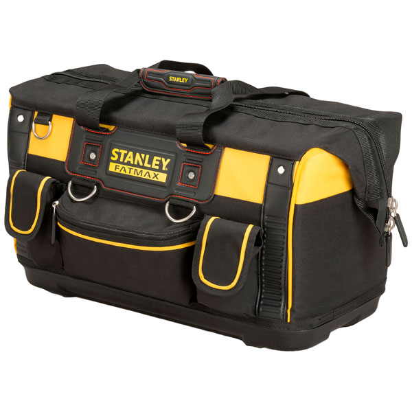 "Image of Stanley FMST1-71180 FatMax 18"" Open Mouth Rigid Tool Bag"