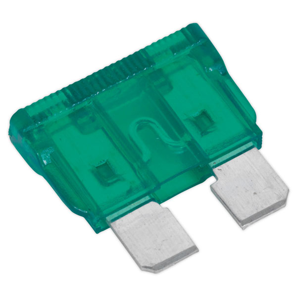 Image of Sealey CHARGE115.07 Standard Blade Fuse 30Amp