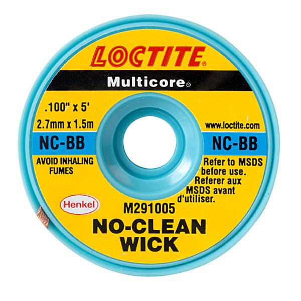 1.5M 1.88MM MULTICORE // LOCTITE   NC-AB   BRAID DESOLDERING