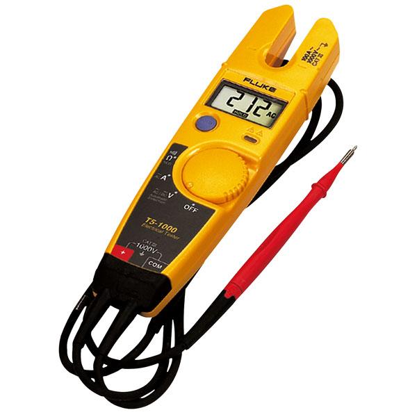 Fluke T5-1000V Voltage, Continuity and Current Tester