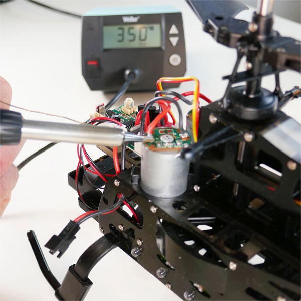 T0053298399 70W//230V WE Digital Soldering Station Kit with U... Weller WE 1010