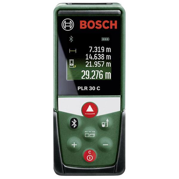 Bosch 0603672100 PLR 30 C Digital Laser Measure