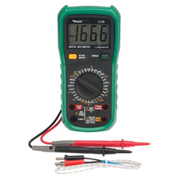 Rapid 318B Digital LCD Multimeter