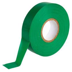 Ultratape Green PVC Insulating Tape 19mm x 33m
