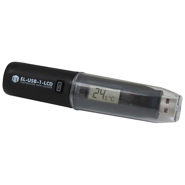 Image of Lascar EL-USB-1-LCD Data Logger CAL-T