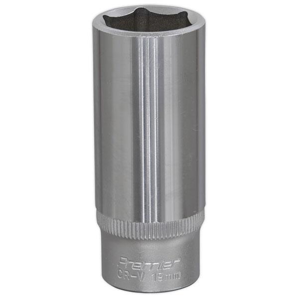 Sealey S3809D 9mm Deep 3//8Sq Drive WallDrive/® Socket