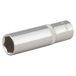 Sealey S3813D Walldrive Socket 13mm Deep 3//8 Sq Drive Chrome Vanadium Steel