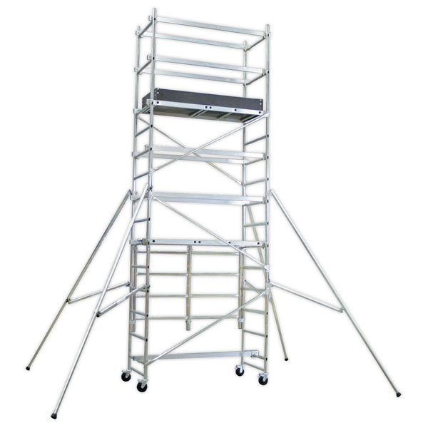 Image of Sealey SSCL3 Platform Scaffold Tower Extension Pack 3