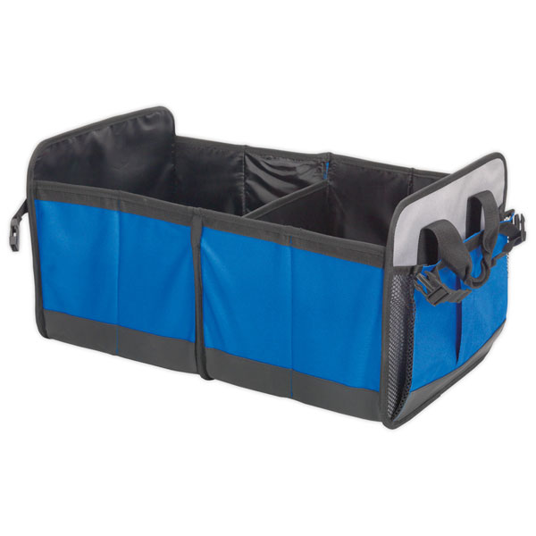 Image of Sealey CBO1 Car Boot Organiser 4 Compartment