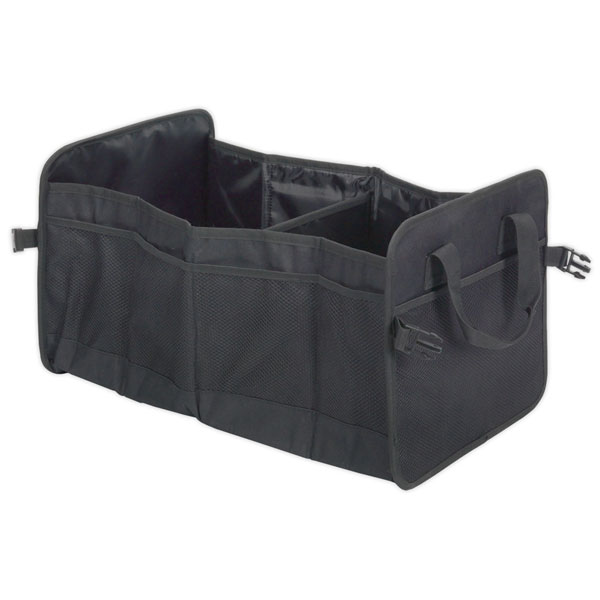 Image of Sealey CBO2 Car Boot Organiser 12 Compartment