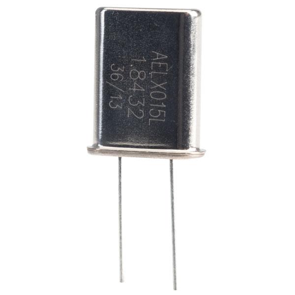 1.8432MHZ 1.8432 MHz  Quartz Crystal HC49 U