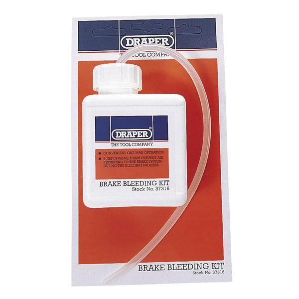 Draper 37316 Brake Bleeding Kit