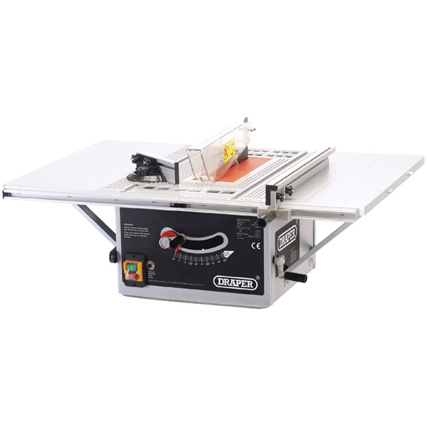 Draper 254mm 1500w 230v Table Saw