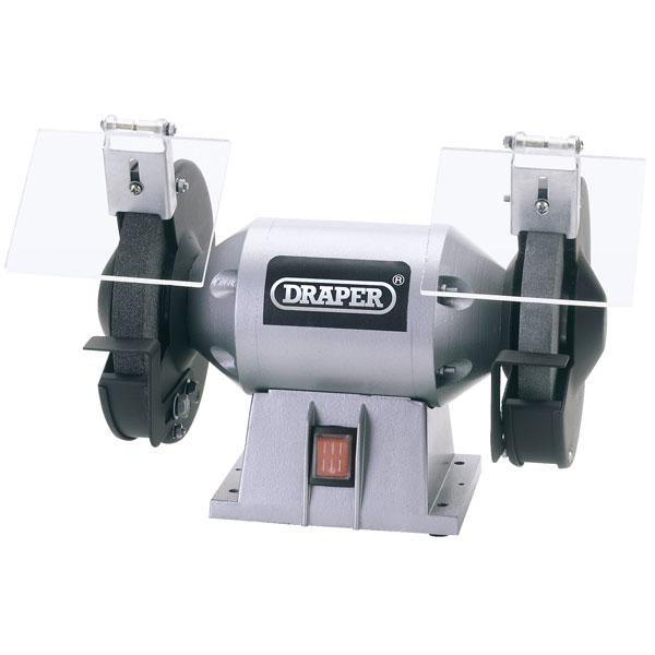 Image of Draper 66804 150mm 230V Bench Grinder
