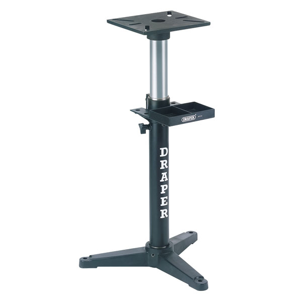 Image of Draper 69356 Adjustable Bench Grinder Stand