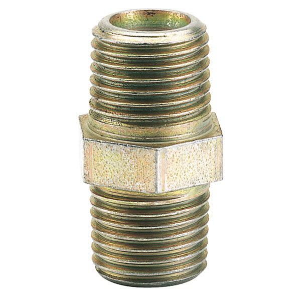 """Image of Draper 63356 1/4"""" Bsp Tapered Double Union"""