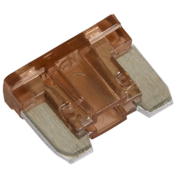 Image of Sealey MIBF75 Automotive MICRO Blade Fuse 7.5A - Pack of 50
