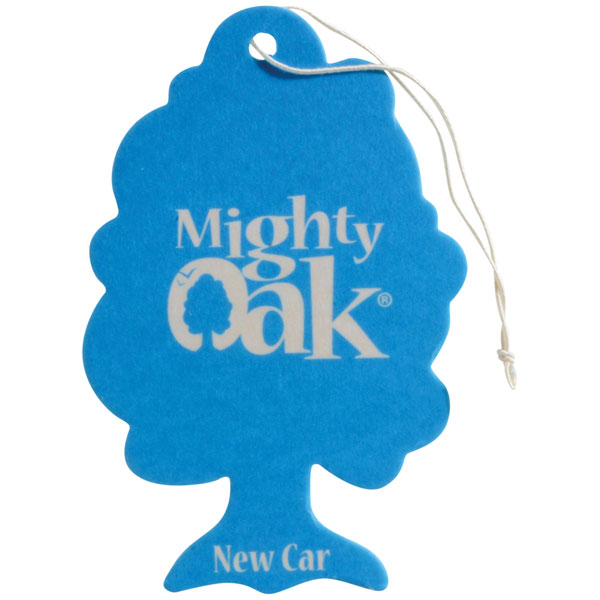 CarPlan MNC001 Mighty Oak Air Freshener - New Car