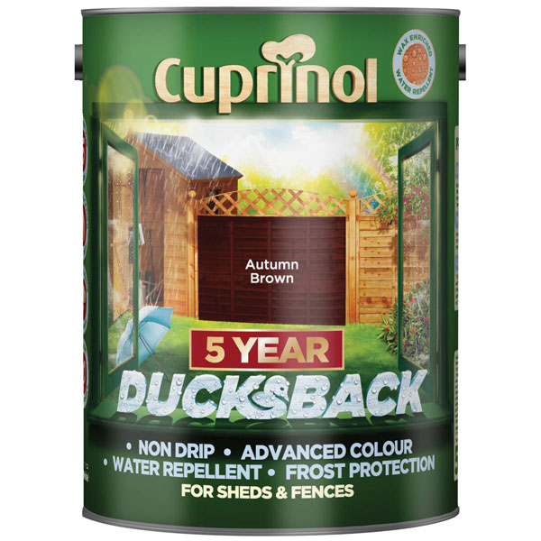 Click to view product details and reviews for Cuprinol 5092442 Ducksback 5 Year Waterproof For Sheds And Fences Au.