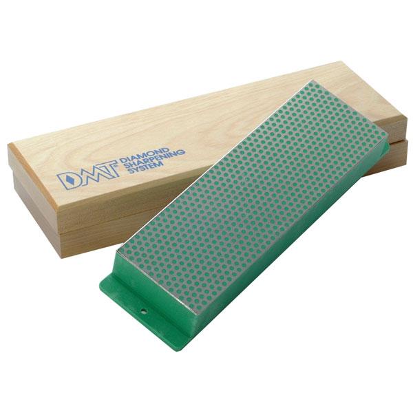 DMT W8E Diamond Whetstone 200mm Wooden Box Green 1200 Grit Extra Fine