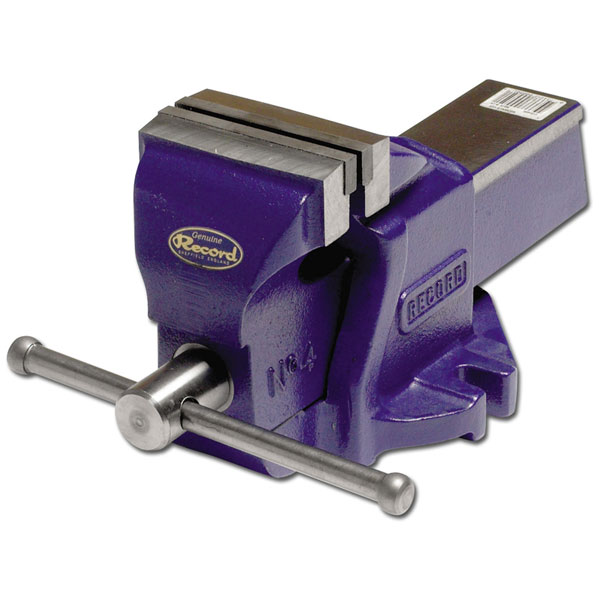 IRWIN® Record® 4ZR No.4 Mechanic's Vice 115mmm (4.1/2in)