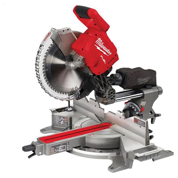 Power Tools Milwaukee 4933471205 M18 FMS305-0 FUEL™ ONE-KEY™ Mitre Saw 18V Bar...