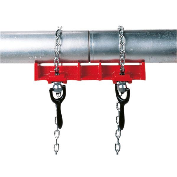 RIDGID 40220 461 Straight Pipe Welding Vice 200mm 40220