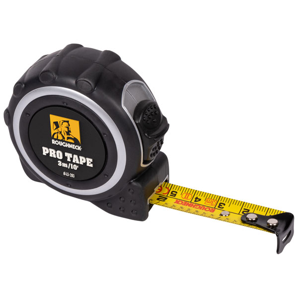Roughneck 43-203 E-Z Read® Tape Measure 3m/10ft (Width 16mm)