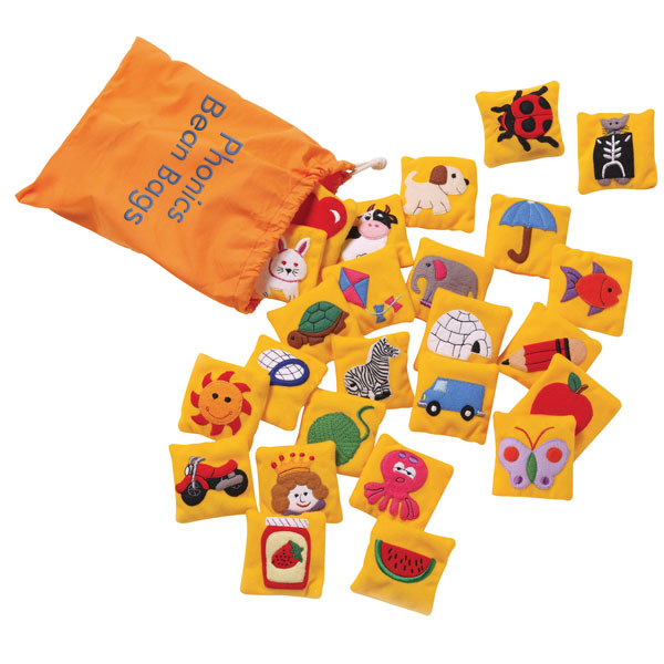 Image of Learning Resources Phonics Bean Bags