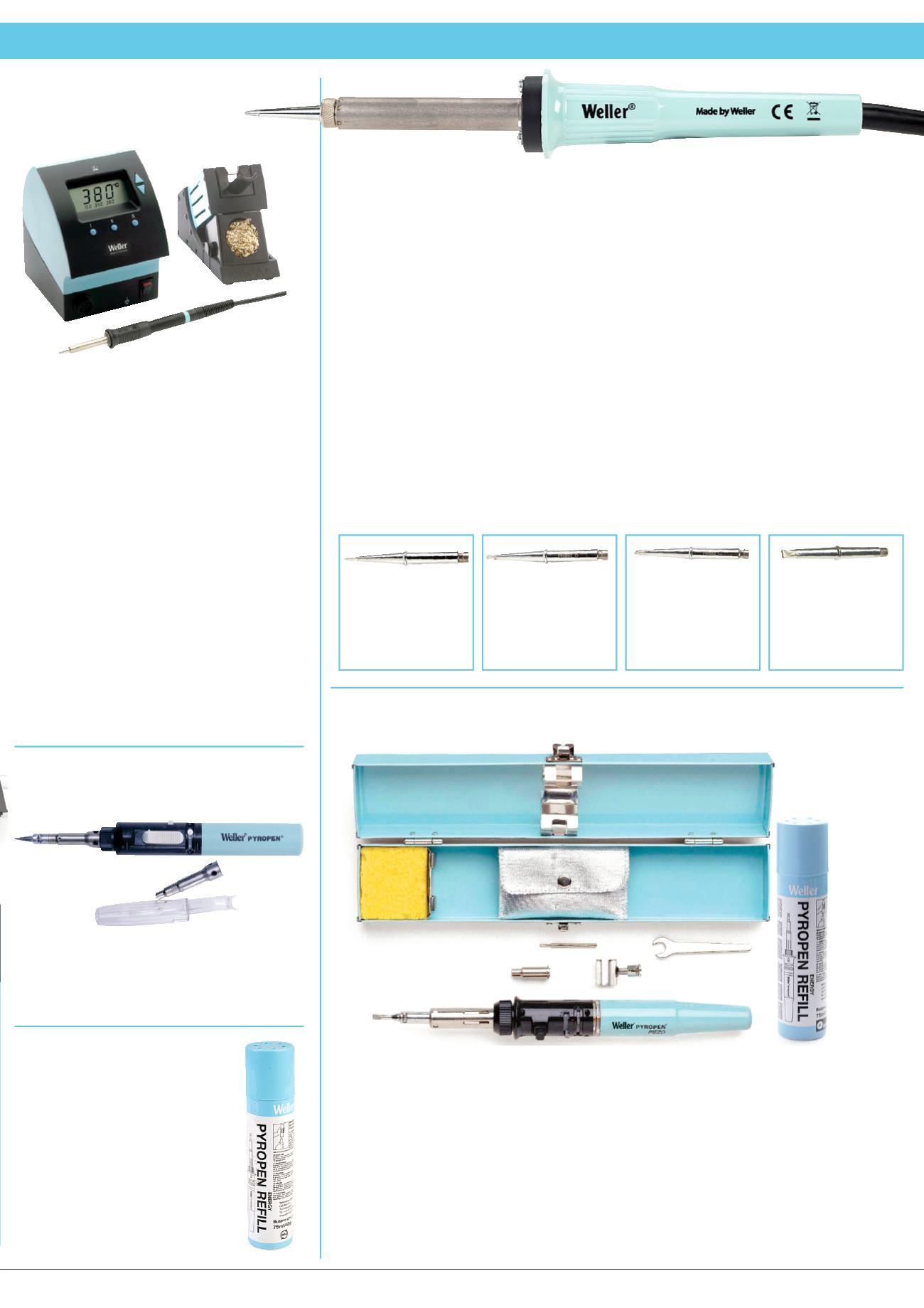 CT5-A8 425 °C Weller CT5A8 soldering tip for MAGNASTAT W61