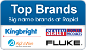 Top Brands Big name brands at Rapid