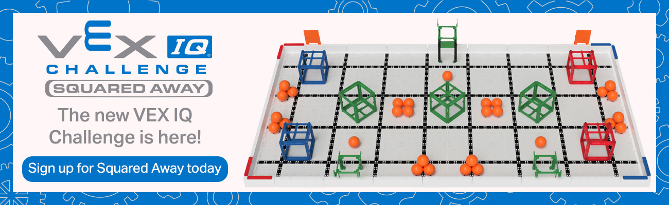 The new VEX IQ game is here