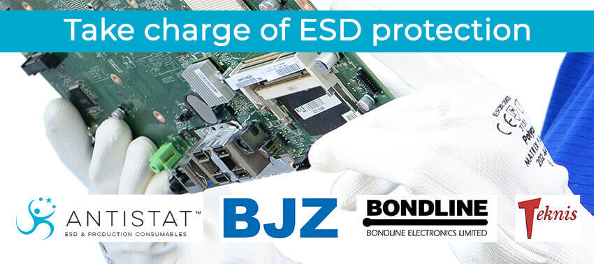 Take charge of ESD protection