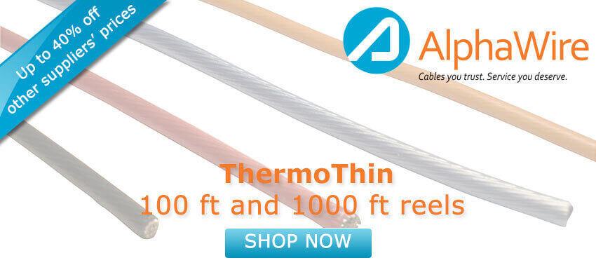 ThermoThin Up to 40% off other suppliers' prices