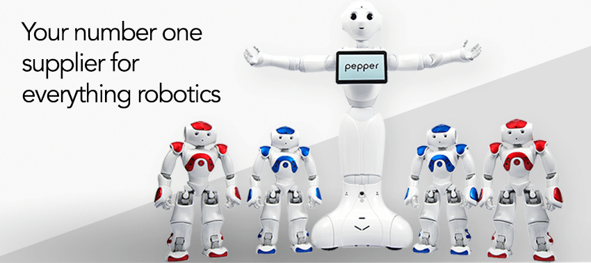 Your number one supplier for everything robotics