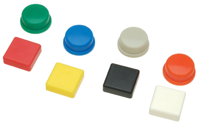 Buttons for 12 x 12mm Tactile Switches