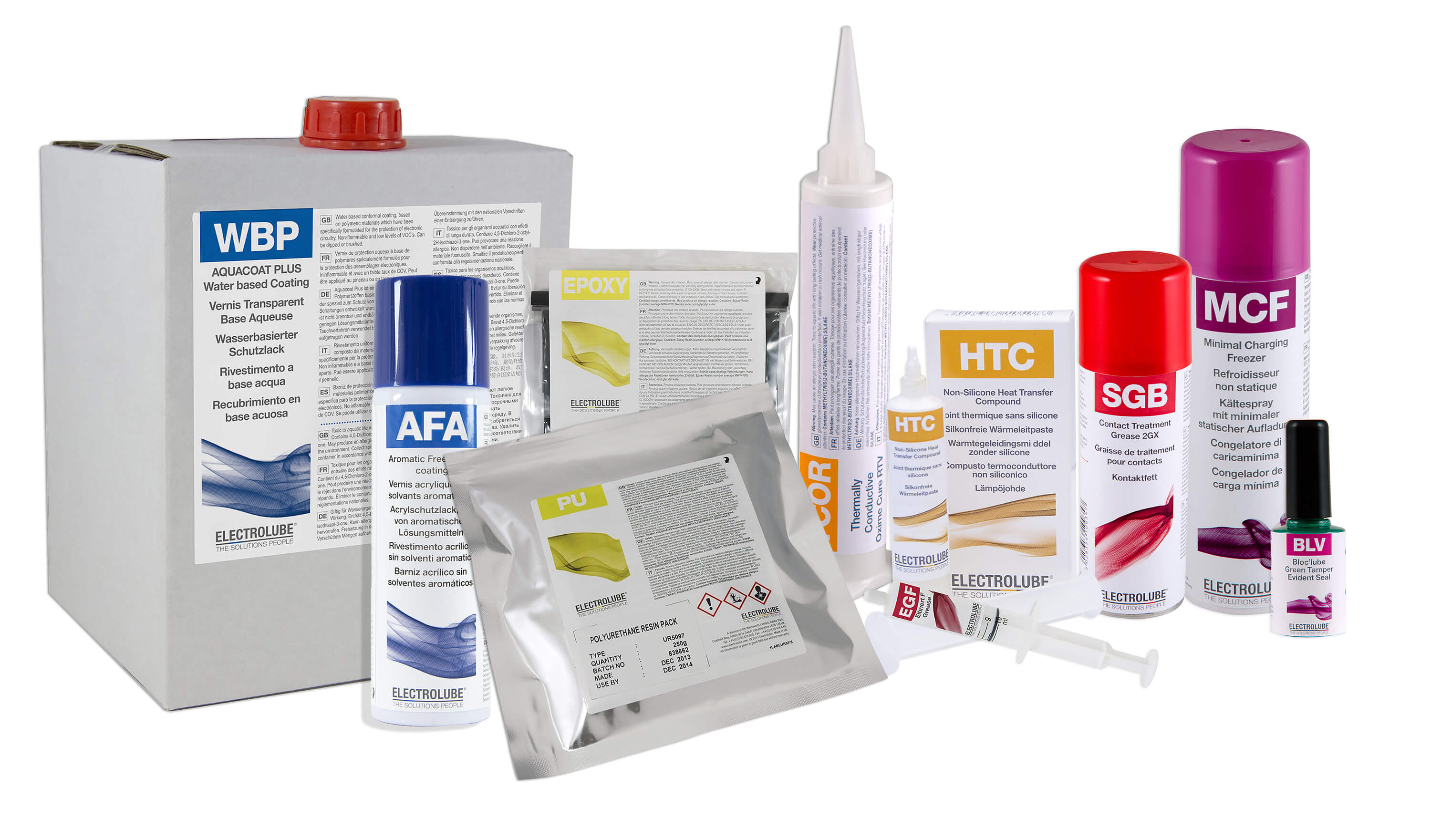 Electrolube Products