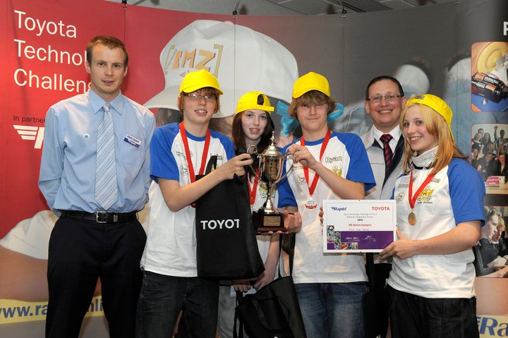 Toyota Technology Challenge 2011